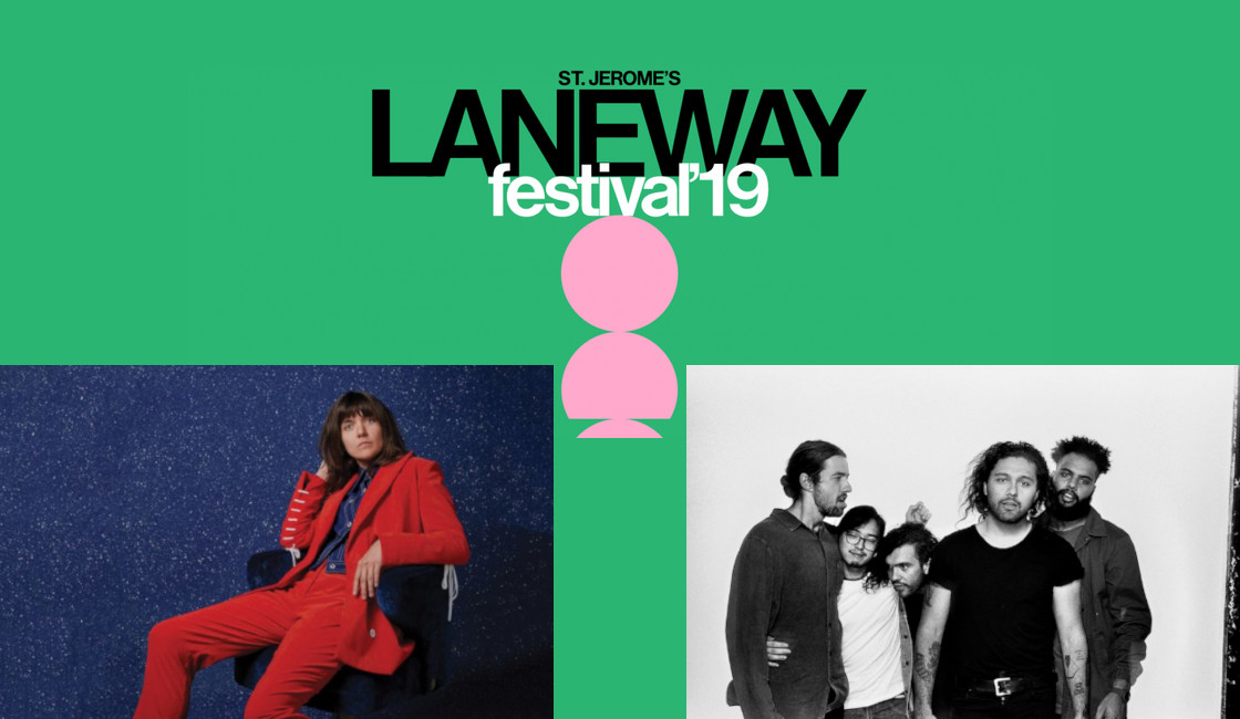 St Jerome's Laneway Festival Announces 2019 Line-Up