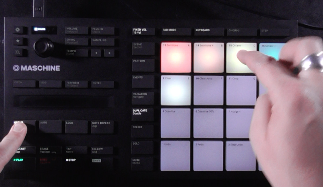 Maschine Mikro MK3: Making Beats
