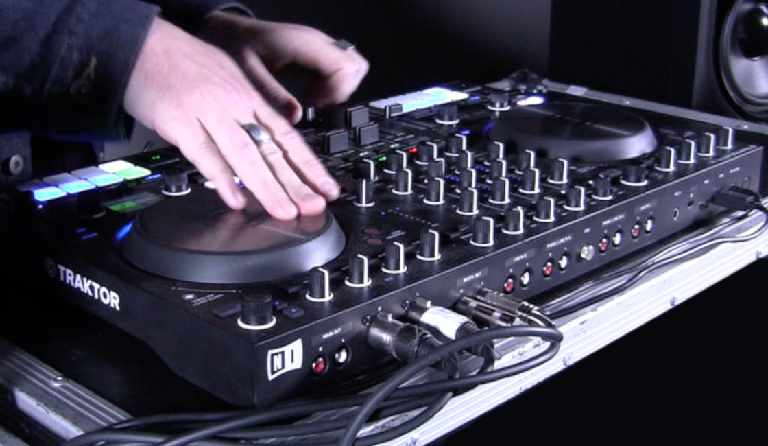 Traktor Kontrol S4 MK3: Hands on with the Reinvented Jog Wheel