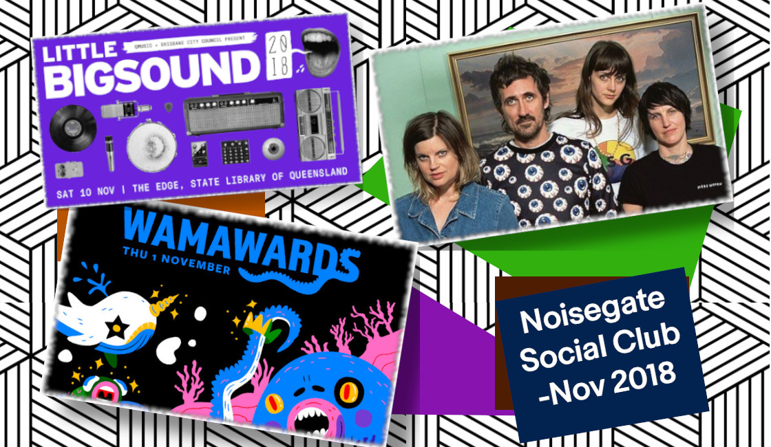 Noisegate Social Club – What's On In November