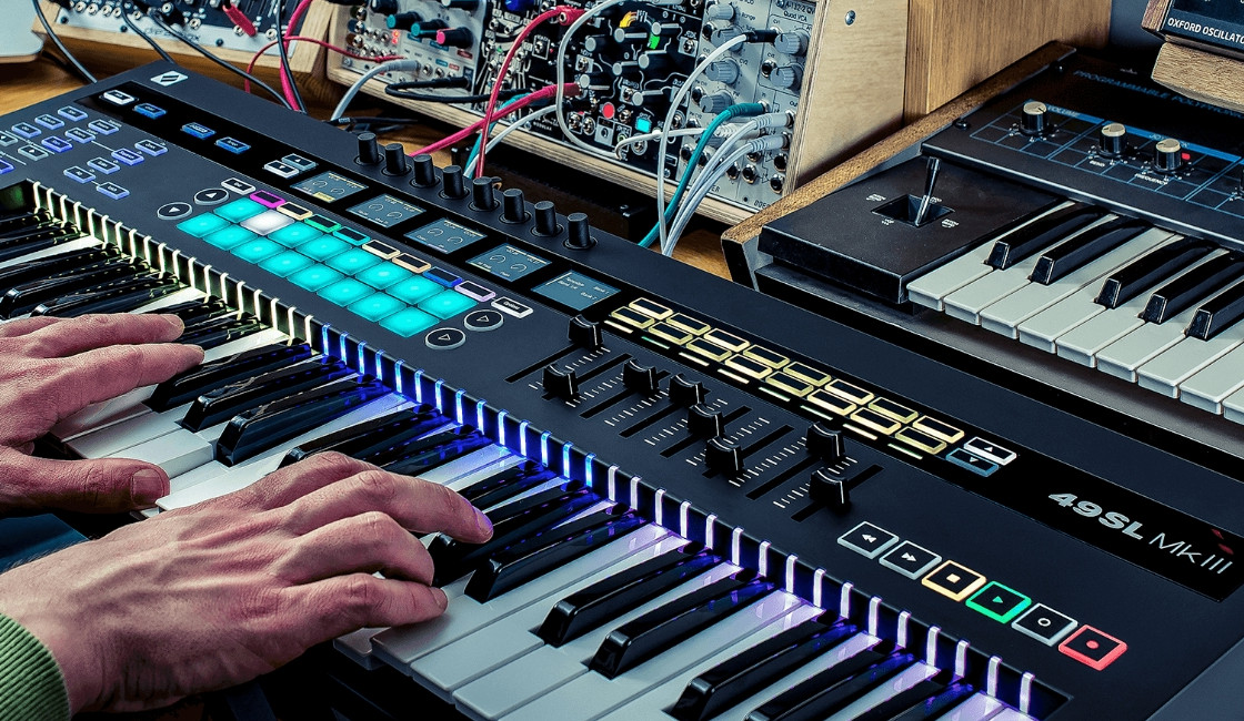 Novation Unveil the SL MkIII: All in One Keyboard Controller