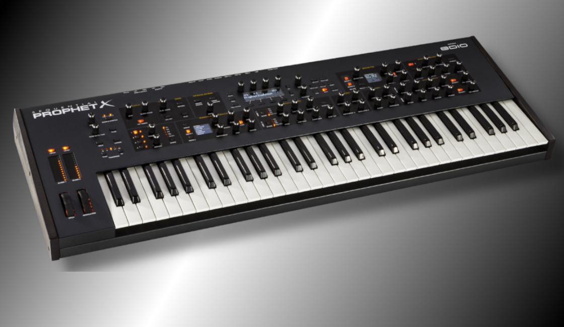 Sequential Prophet XL Synthesiser Is On It's Way