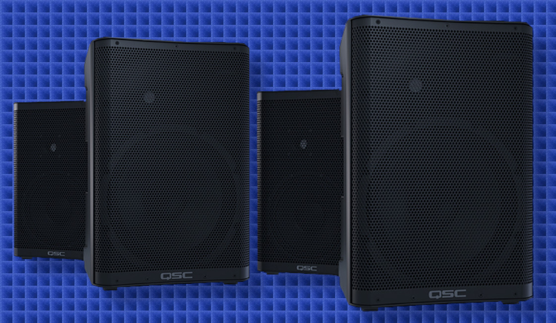 QSC Release CP Series Speakers