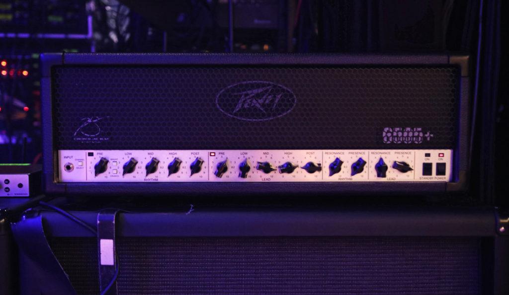 Dimmu Borgir – On Tour with Blackstar Amplification (AUS)
