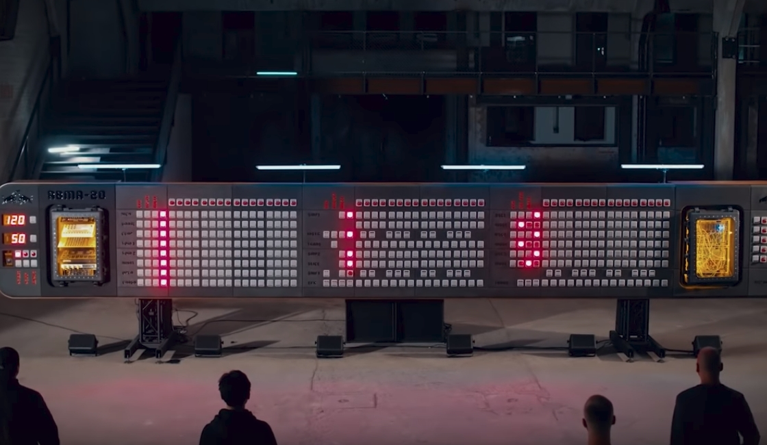 The World's Largest Sequencer in Berlin