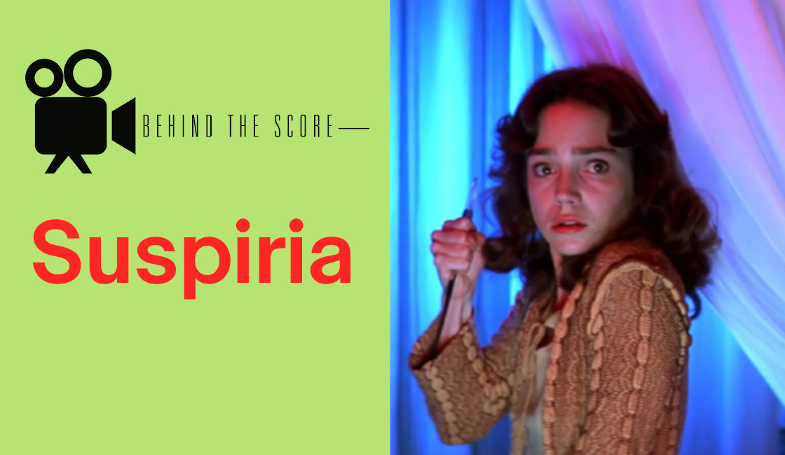 Behind the Score: Suspiria by Goblin