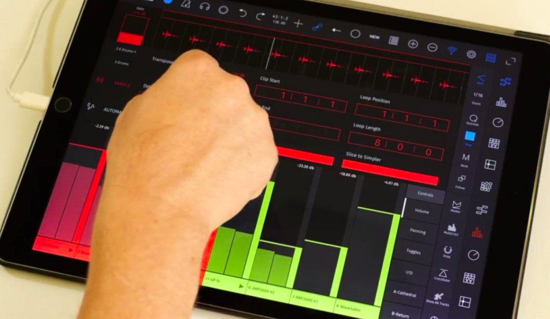touchAble Pro Touch Controller For Ableton Live