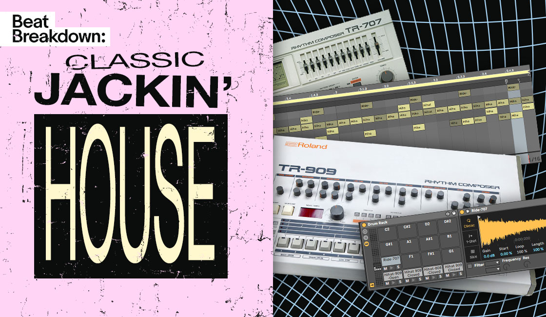Beat Breakdown: Classic Jackin' House