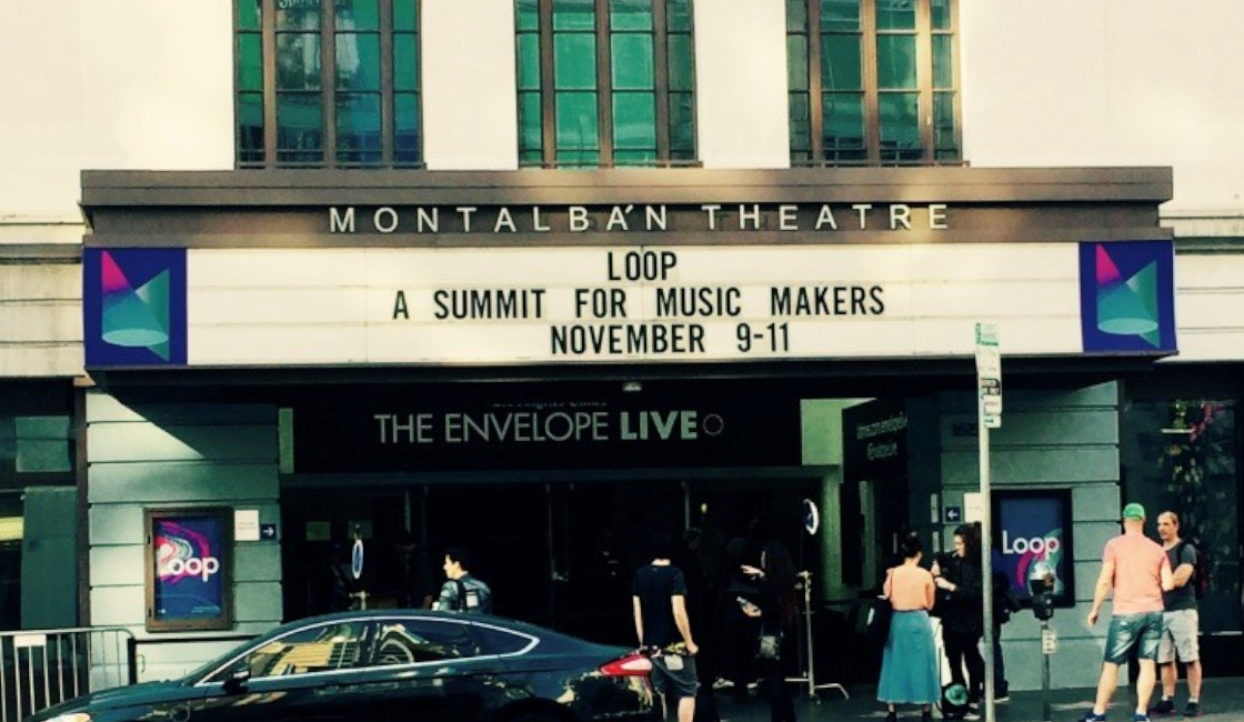 Noisegate @ Ableton LOOP Summit in LA