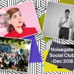 Noisegate Social Club – December