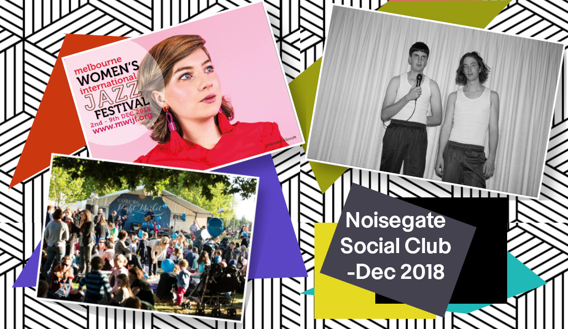 Noisegate Social Club – What's On In December