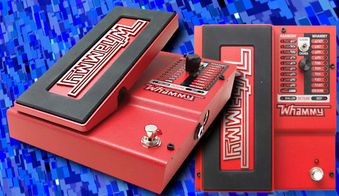 Digitech Whammy: The Story Behind One of the Most Popular Guitar Pedals of all Time