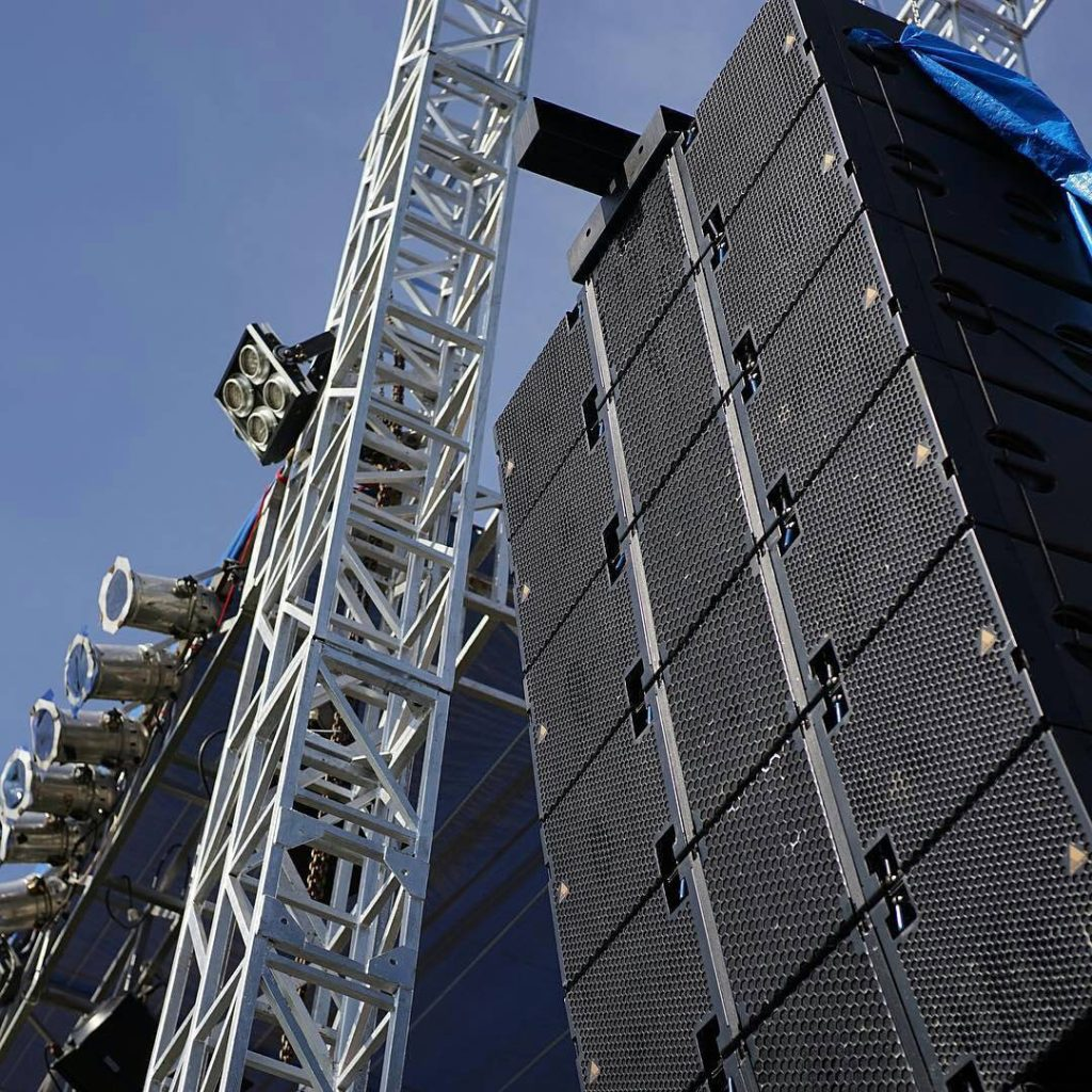 Riding the Rig: The World of Pro-Audio with Adamson