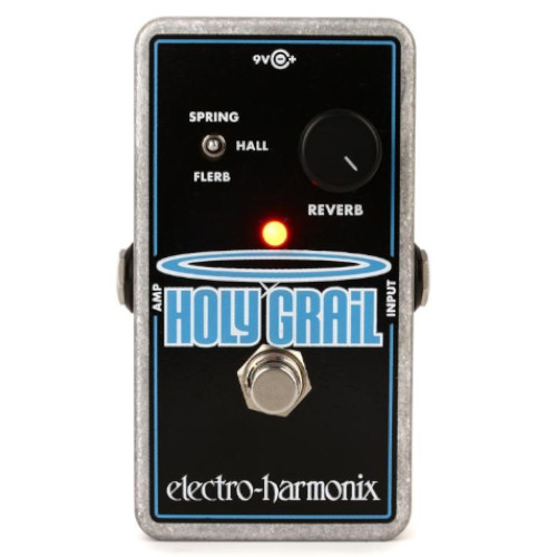 Effects Pedals 101: Reverb, Delay and Echo