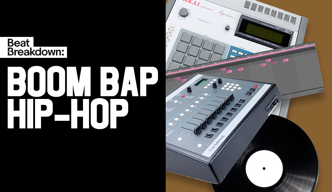 Beat Breakdown: '90s Style Boom Bap Hip-Hop — Noisegate