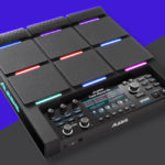 Alesis Strike with the New Multipad