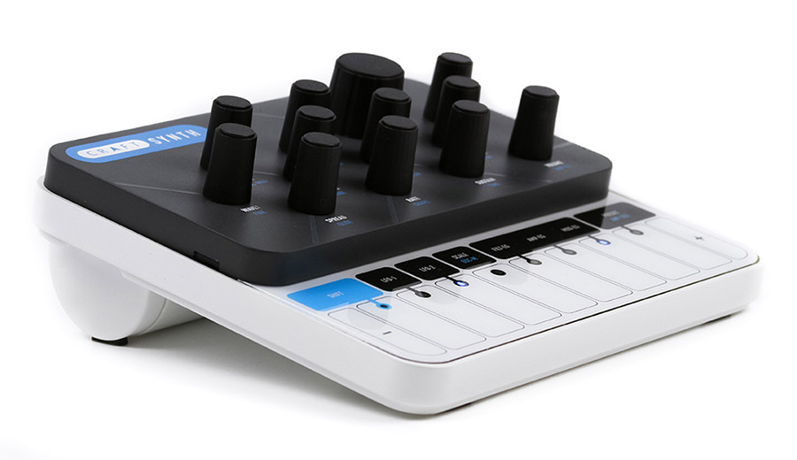Modal Electronics Announce Tiny 8 OSC Wavetable Synth