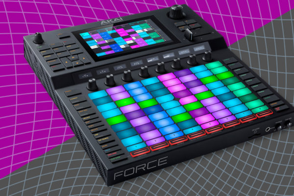 AKAI PRO FORCE: A Standalone Music Production and Performance Work Station