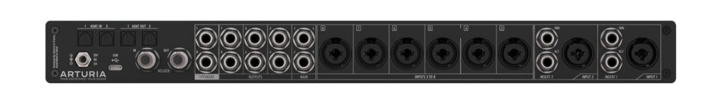 Arturia Unveil New AudioFuse 8Pre & Studio Audio Interfaces