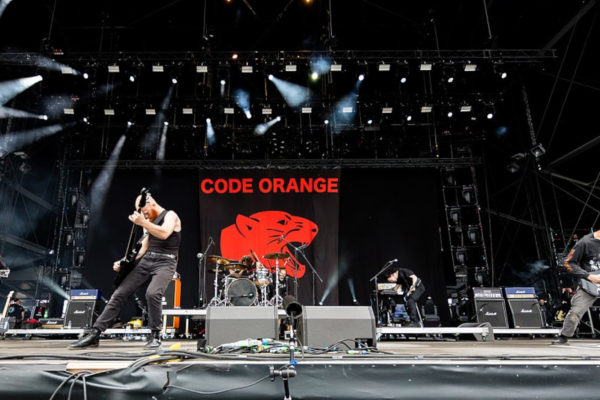 ESP Announce New Signature Guitar – Reba Meyers of Code Orange