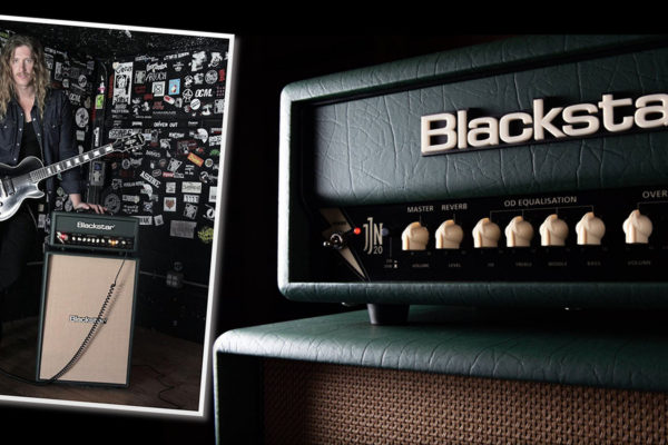 Blackstar Unveils the JJN-20R Jared James Nichols Signature Amp