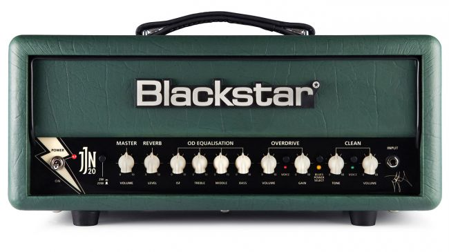 Blackstar Unveils the JJN-20R Jared James Nichols Signature Amp