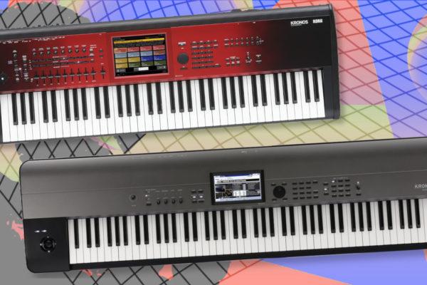 The Ultimate Korg Piano Ensemble — Noisegate