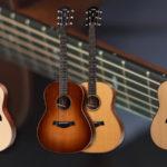 Taylor Unveils Grand Pacific Line of Round-Shoulder Dreadnought Acoustic Guitars