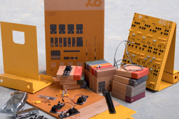 Teenage Engineering Goes Modular with a Do-it-Yourself Synth