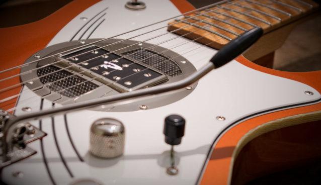 Ruokangas Unveil the Valvebucker: A Tube-Driven Guitar Pickup