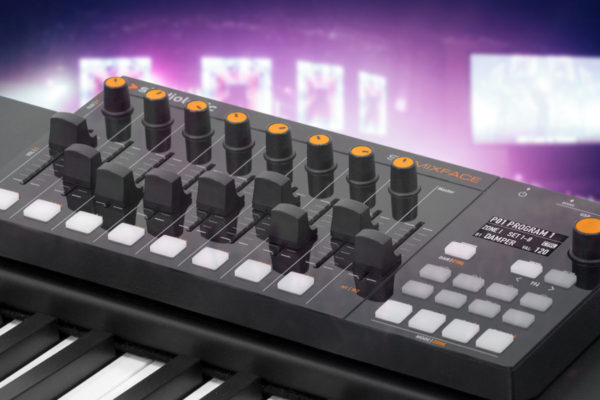 Studiologic SL MIXFACE to Be Unveiled at NAMM 2019