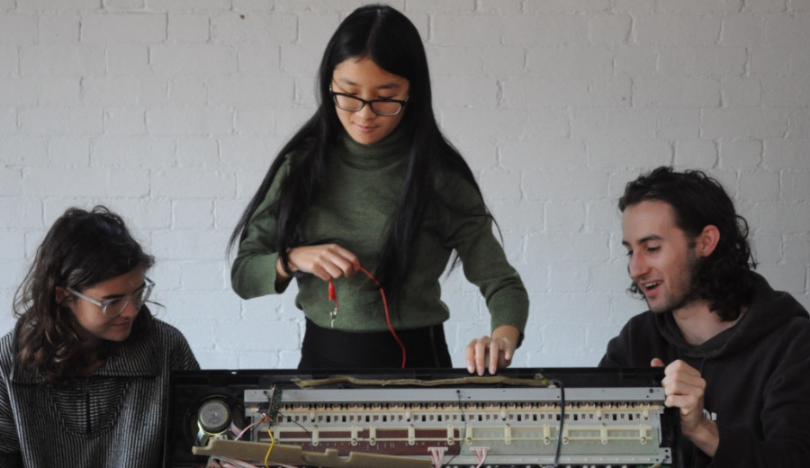 Sound School: Changing the Electronic Landscape