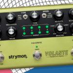 Strymon Unveils the Volante Magnetic Echo Machine