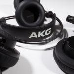 AKG: New K175, K245 & K275 Foldable Headphones