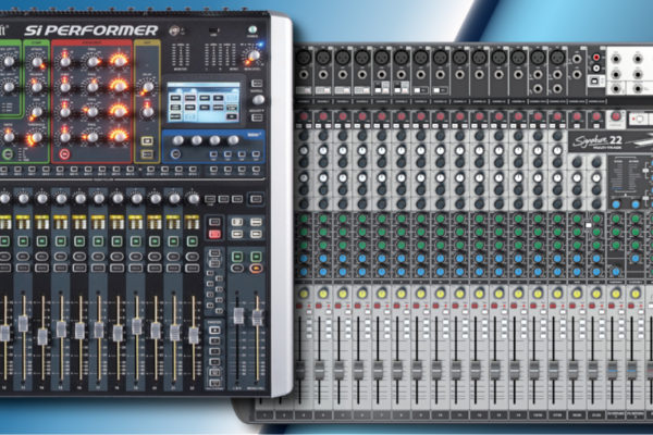 Digital or Analogue Mixing Consoles: What's Best for YOU?
