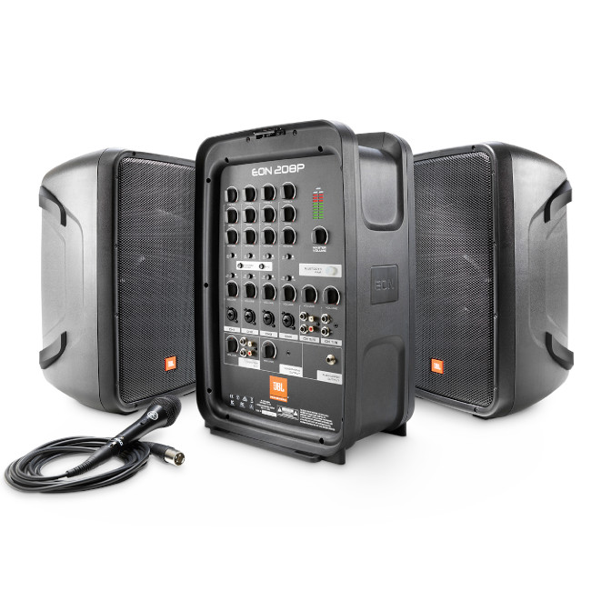 Street to Stage All-In-One PA Solutions