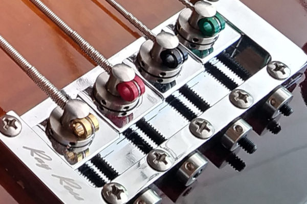 A Saddle-Less Bass Bridge by Ray Ross