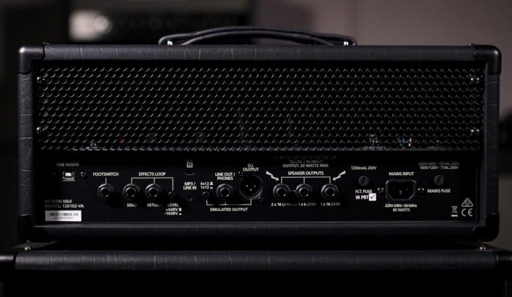 Blackstar Amplification: HT 20RH MKII Amp Head Overview