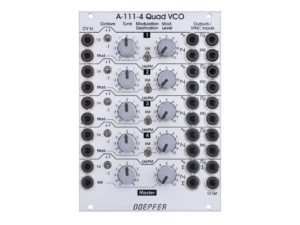 Doepfer Release 5 New Polyphonic Eurorack Modules