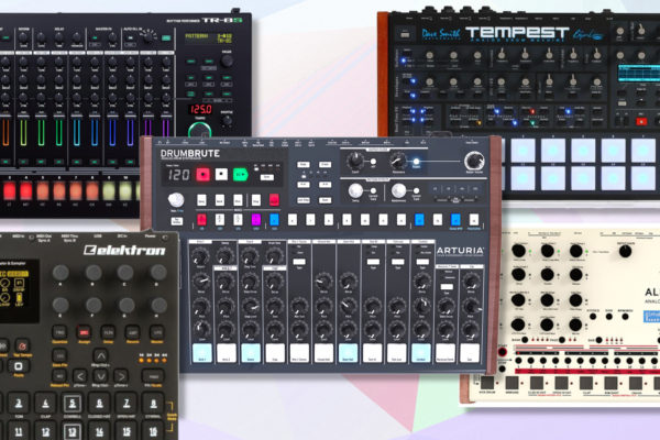 Strike a Beat with 5 Popular Drum Machines