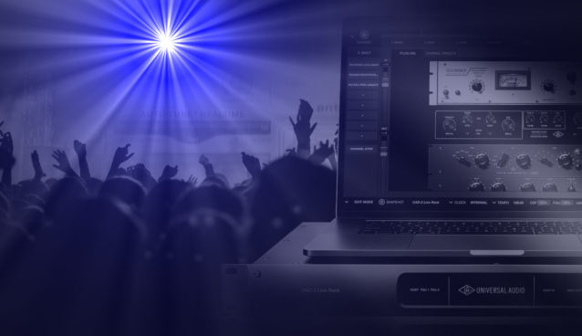 Live Mixing Plug-In Systems Offer More Power
