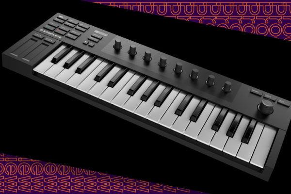 Native Instruments: Komplete Kontrol M32 Keyboard Controller Overview