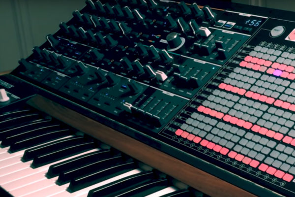 Arthur Fussy Releases New Sounds for The Arturia Matrixbrute