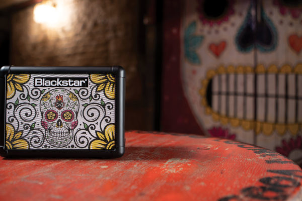 Blackstar Sugar Skull Fly Amplifier is now in Australia.