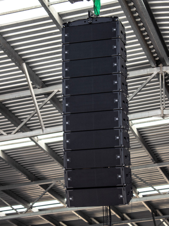 JBL VTX A8 – JBL's New Line Array is a Tonal Leap Forward
