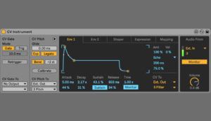 Ableton Announce CV Tools – 10 Max For Live Devices to Control Your Modular Gear