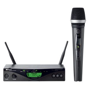 Wireless Microphone Systems – For Any Situation