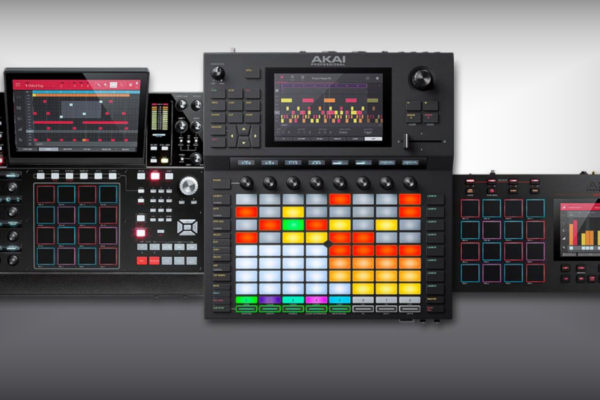 AKAI MPC 2.5 Update Includes Splice Integration