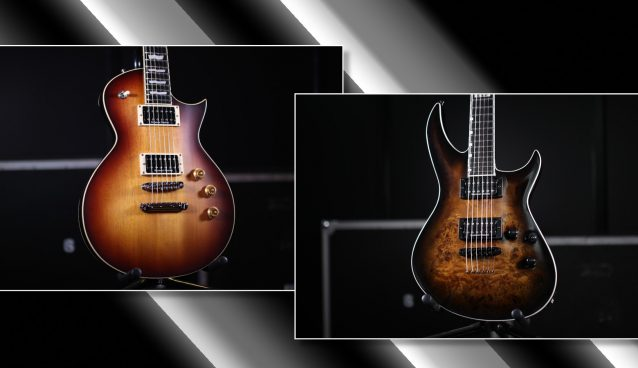 First Look: ESP Guitars Australia Unveil Two New Australian Exclusive Limited Models