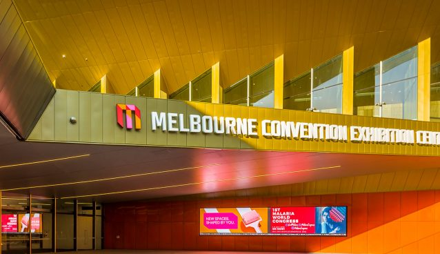 """Melbourne Convention and Exhibition Centre goes """"to the forefront of technology"""" with Adamson"""